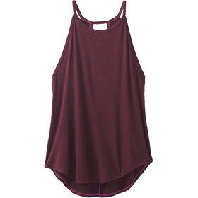 Prana Reylian Top Women Black Cherry